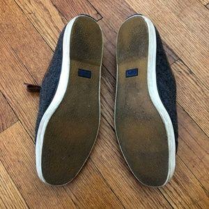 Keds Shoes - Grey Wool Champion Keds